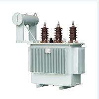 S9 3 phase oil immersed  high volatage transformer