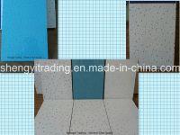 Suspended Ceiling Mineral Fiber Board/Mineral Fiber Ceiling board manufacturer