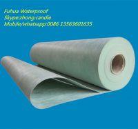 PE waterproof membrane with PP nonwoven bathroom liner