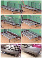 adjustable folding futon sofa bed frame mechanismA095