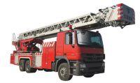 Emergency Ladder Truck