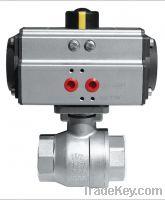 Sell pneumatic ball valve