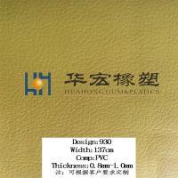 Huahong PVC Leather for Car Seat , Sofa