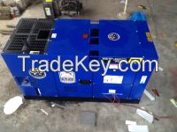 Diesel Generators with sound Proof Canopy