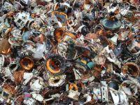 Copper Yoke Scraps for  sale