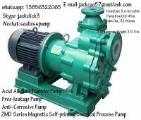 ZMD Series  Thermoplastic linning self-priming magnetic pump