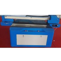 High On Efficiency Flatbed Printer