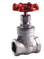 Sell gate valve