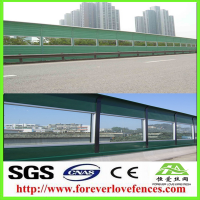 hot-selling high quality low price cast acrylic sheet for noise barrier