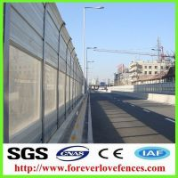 Cheap wholesale price PVC coated sound/noise barrier