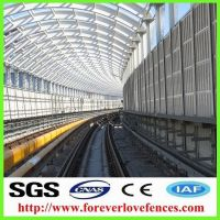 New Design High Way, Railway Concrete Noise Barrier