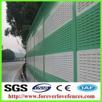Factory Directly Supply Aluminum Acoustic Wall Panel and Acoustic Highway Noise Barrier