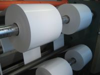 Jumbo rolls thermal paper label sticker on sale