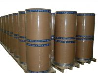 Different size jumbo roll thermal recording heat sensitive transfer paper