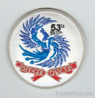 Hand Embroidery Blazer Badges