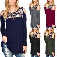 Fashion Women Autumn Long Sleeve Blouse, women suit, womens underwear, T-Shirts, women vests