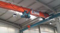 single girder overhead crane / pont roulant monopoutre