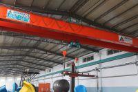 overhead crane / pont roulant