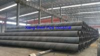 SSAW Steel Pipe, Spiral Submerged Arc Welding Steel Pipe, Spiral Steel Pipe, SAWH pipe