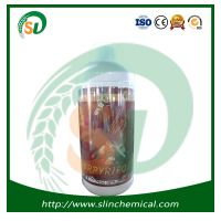 Organic Agrochemical Pest Control Chlorpyriphos Insecticide 97%TC 40%EC 48%EC 480g/L EC 25%GR Made In China