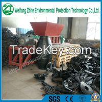 shredder for plastic/tire/wood/foam/kitchen waste/municipal waste