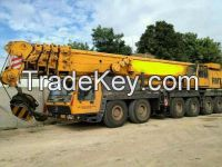Sell Good Condition Used RMT 200T Truck Crane