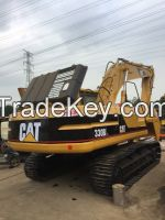 Sell good condition Used CAT Caterpillar Excavator 330BL