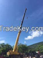 Sell good condition Used Tadano 100T Truck Crane TG1200