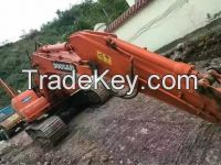 Sell good condition Used Doosan Excavator 150-7