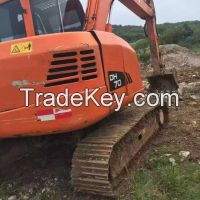 Sell Good Condition Used Doosan DH70 excavator