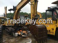 Sell Good Condition Used Sumitomo S280 Excavator