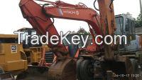 Sell Good Condition Used Hitachi EX100WD Excavator