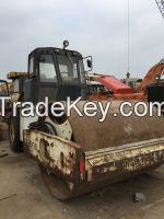 Sell Good Condition Used Ingersoll-rand Road Roller SD180D