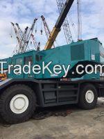Sell Good condition Used Kato 50T rough terrain crane