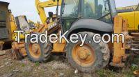 Sell Good Condition Used Case Loader Excavator Backhoe 580L