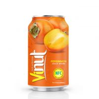 330ml Canned Persimmon juice drink