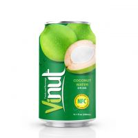 330ml Canned Coconut water juice drink