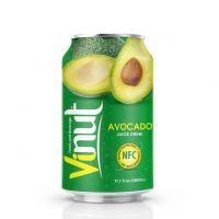 330ml Canned Avocado juice drink