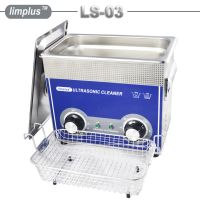 Limplus 3liter electronic parts ultrasonic cleaner with heater