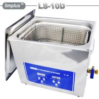 Limplus surgical equipment hospital ultrasonic cleaner with heater