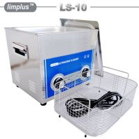Limplus extration laboratory use ultrasonic cleaner 10liter LS-10