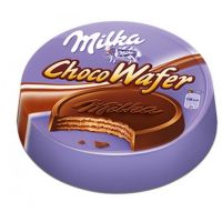 milka choco wafers 30g