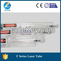 F6 CO2 laser glass tube with 130W for ES150 Co2 laser power supply