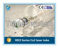 RECI W4 Co2 laser tube 100W for laser mdf cutting machine