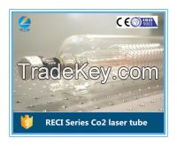 130W RECI W6 Co2 laser tube for Co2 laser wooden cutting machine