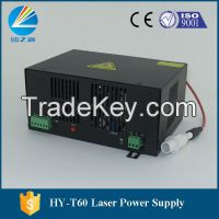 T60 Co2 laser power supply for smart laser cutter