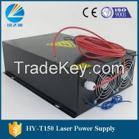 jinan hongyuan 150w Co2 laser power supply apply to 150w tube