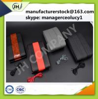 Generic Automotive Interior Accessories suede foam Breathable auto parts car steering wheel cover