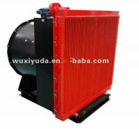 Oil cooler for lubricating system