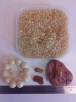 Baltic, Ukraine Amber Balls / Beads 6-8, 8-10, 10-12, 12-15, 15-20mm